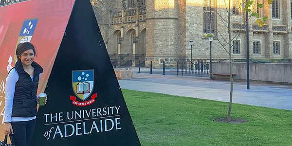 Welcome to University of Adelaide Open Day