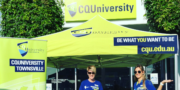 Welcome to Central Queensland University Open Day