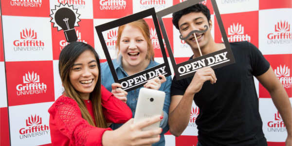 Welcome to Griffith University Open Day