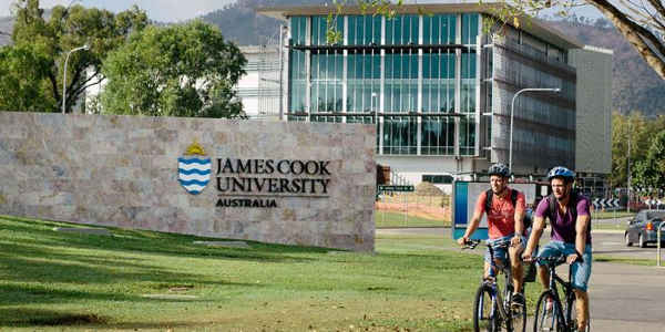 Welcome to James Cook University Open Day