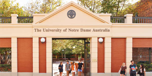 Welcome to University of Notre Dame Australia - The Open Day