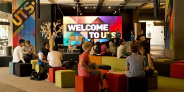 Welcome to University of Technology Sydney Open Day